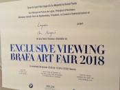 BRAFA Art Fair 2018