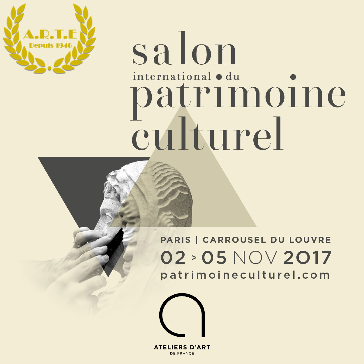 23 me salon du patrimoine culturel maison a r t emaison for Salon emmaus paris 2017